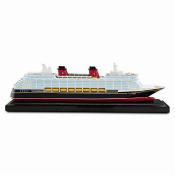 DCL Cruise Line Ship Figure Fantasy Liner