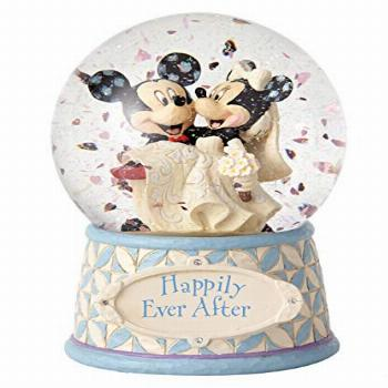 Enesco Disney Traditions by Jim Shore Mickey and Minnie